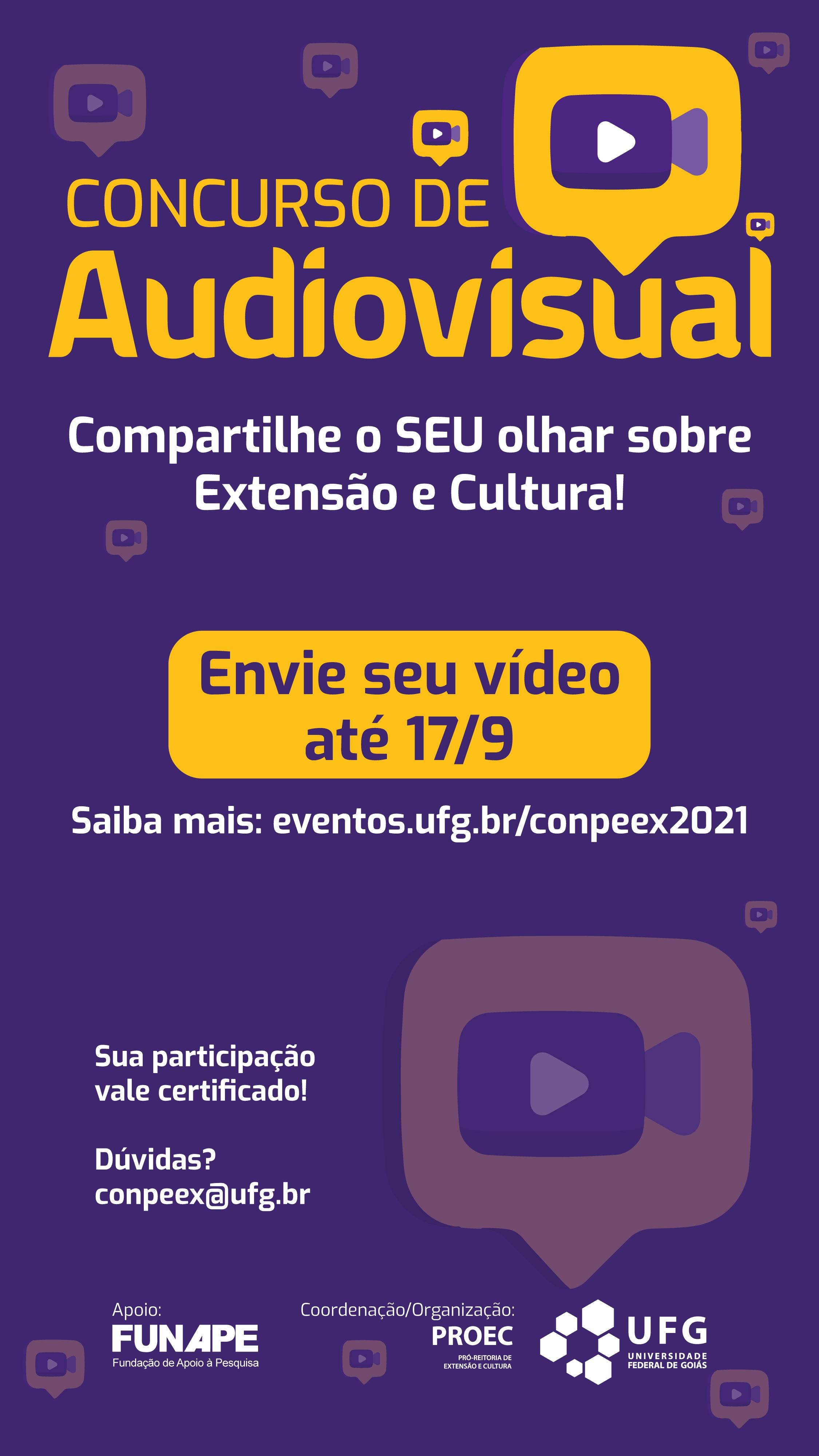 Concurso audiovisual Conpeex 2021 (2) - story