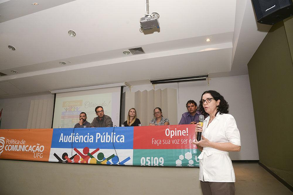 Audiência Pública Política de Comunicação
