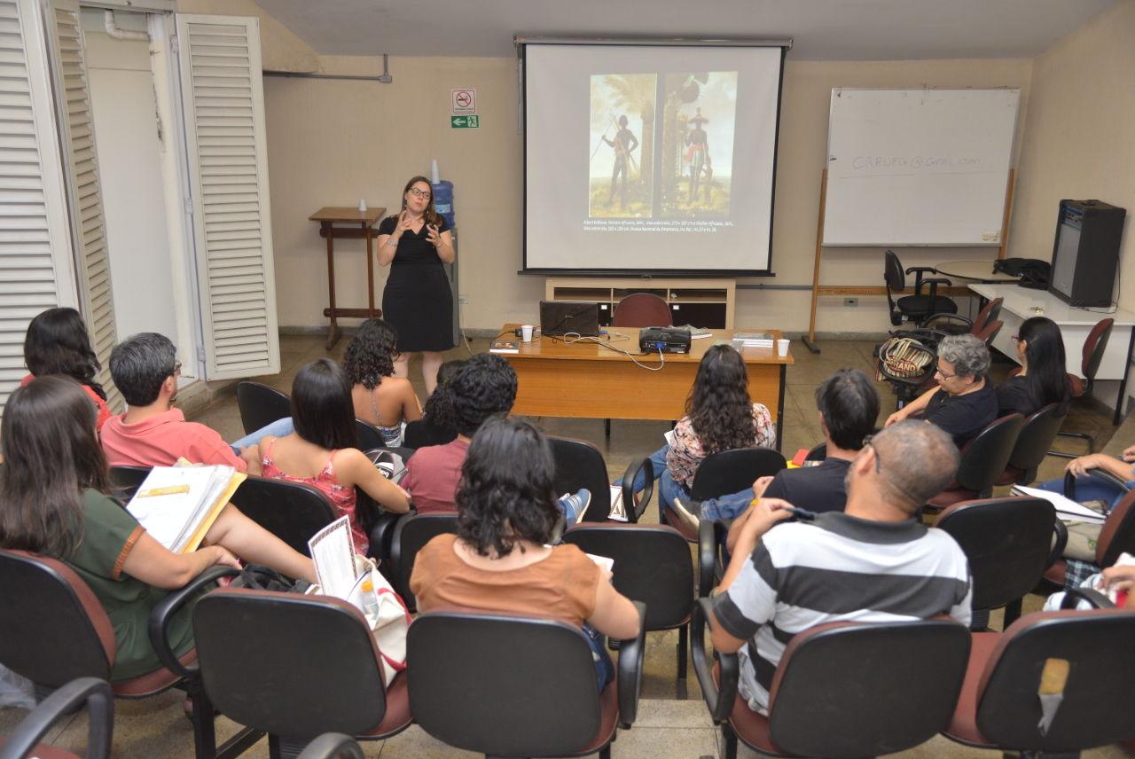 Museu antropológico recebe conversa sobre saberes indígenas