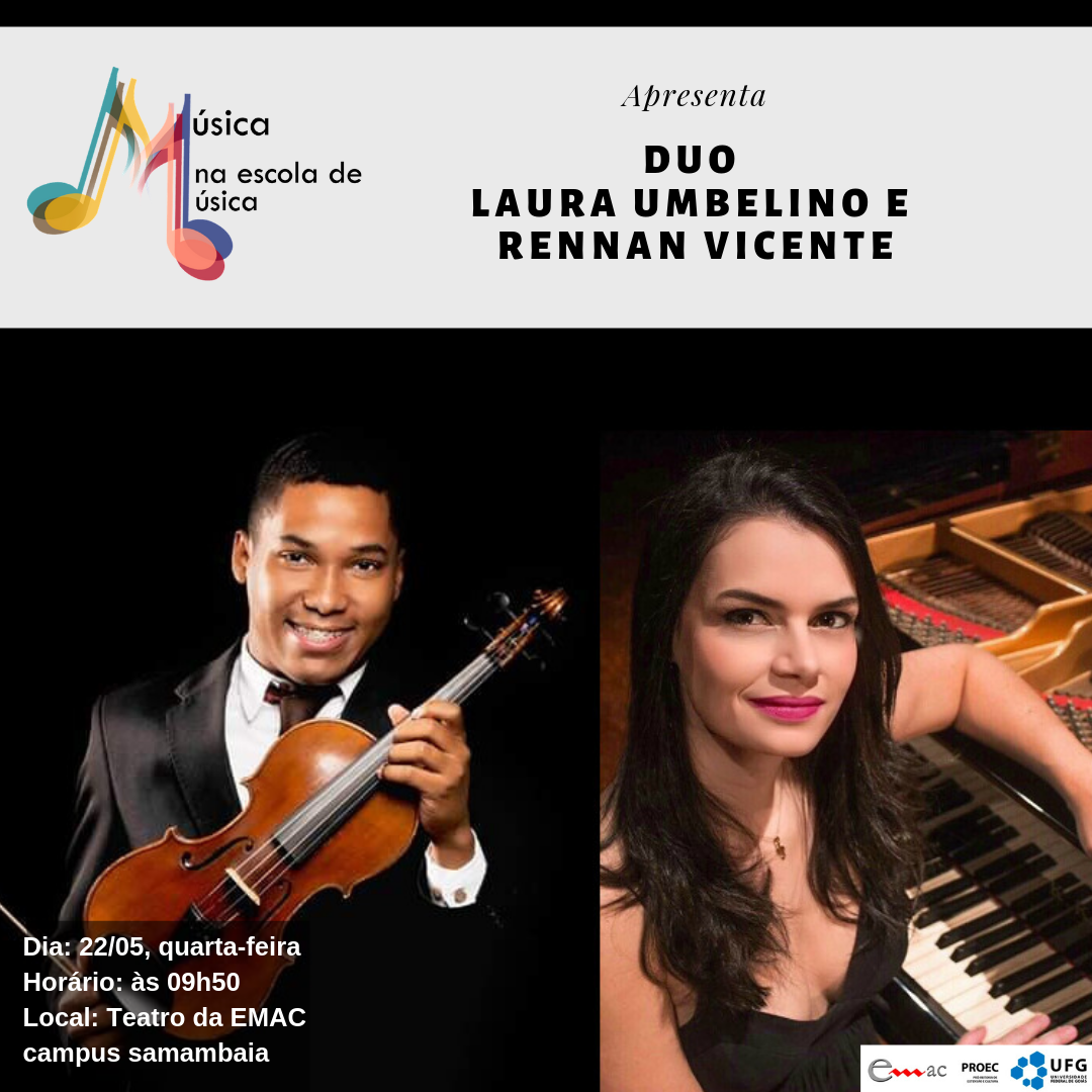 Duo Laura e Rennan