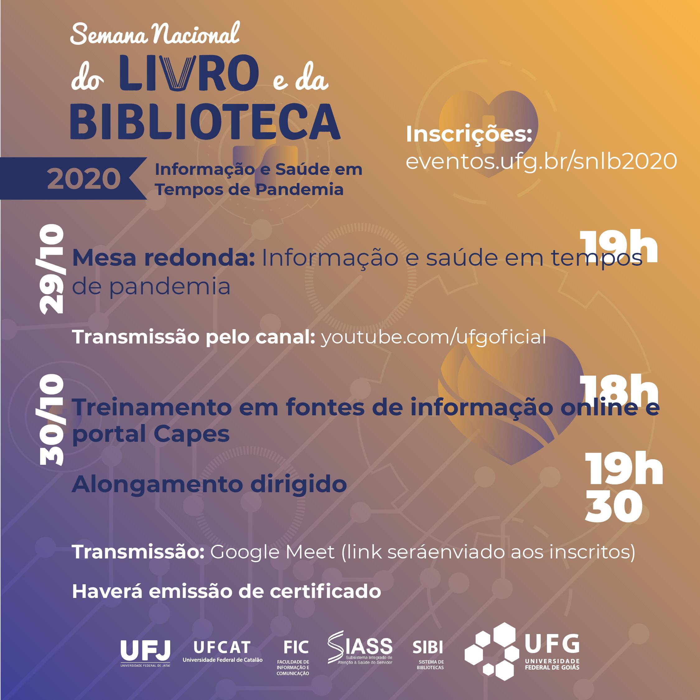 Semana Nacional do Livro e da Biblioteca 2020 (1)