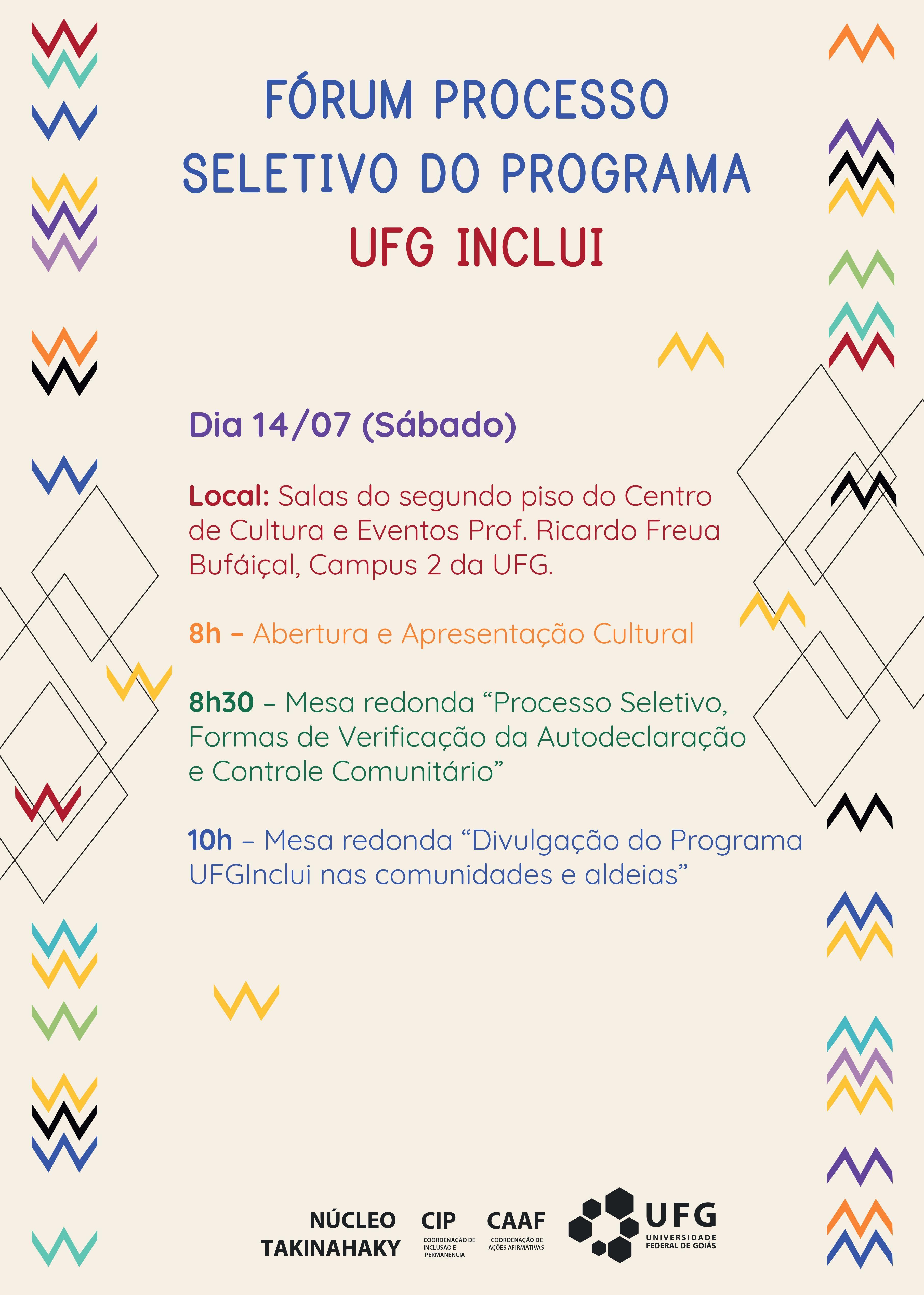 Fórum UFGInclui