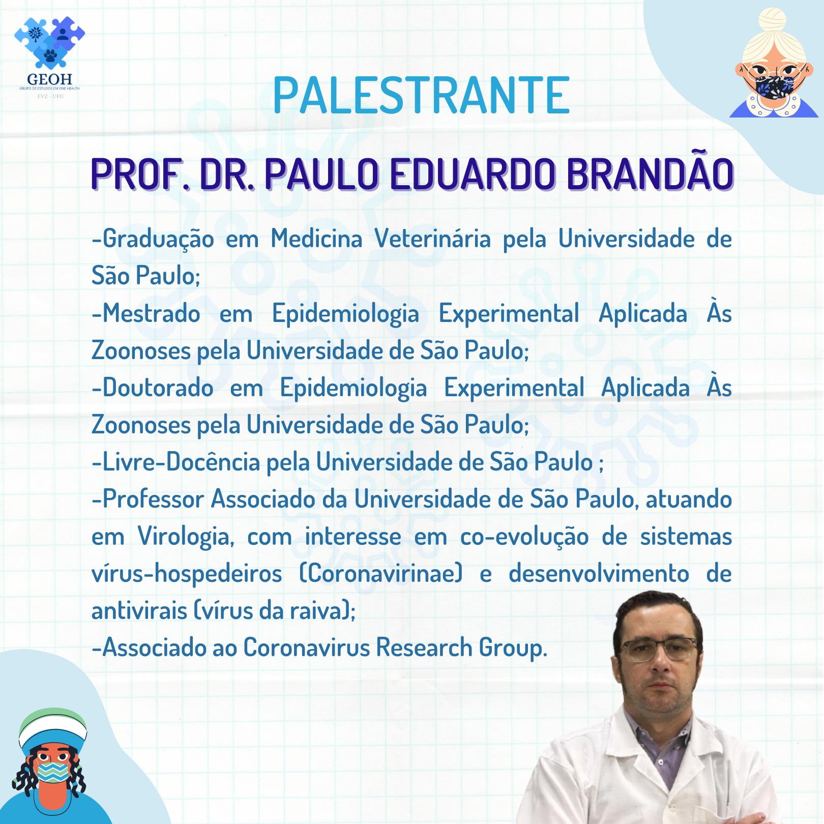 """Palestra """"Atualizações e perspectivas sobre a Pandemia de covid-19"""" (2)"""