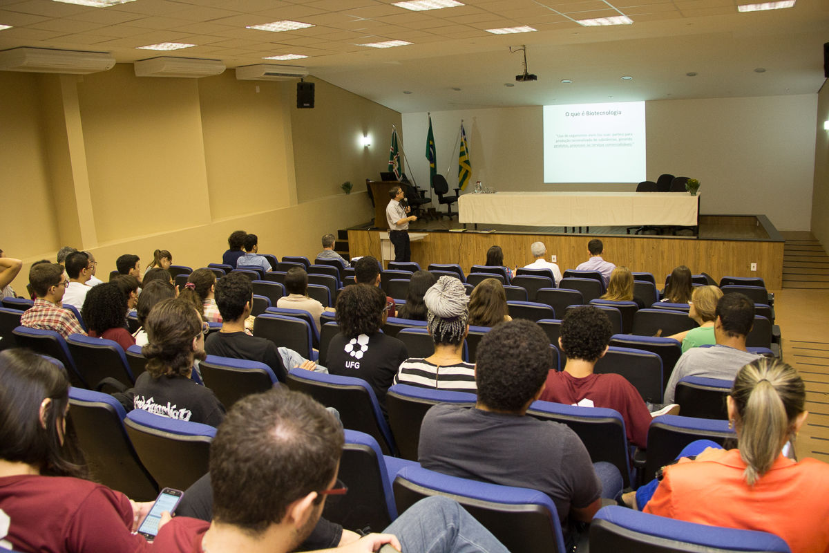 Workshop Biotecnologia