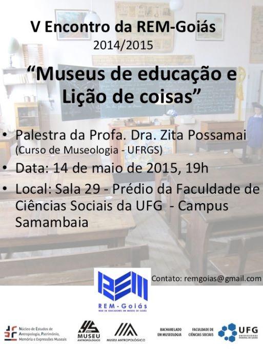 Museu de Educação - REM 01