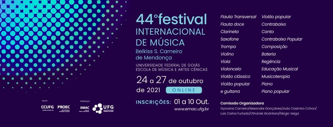 banner festival musica