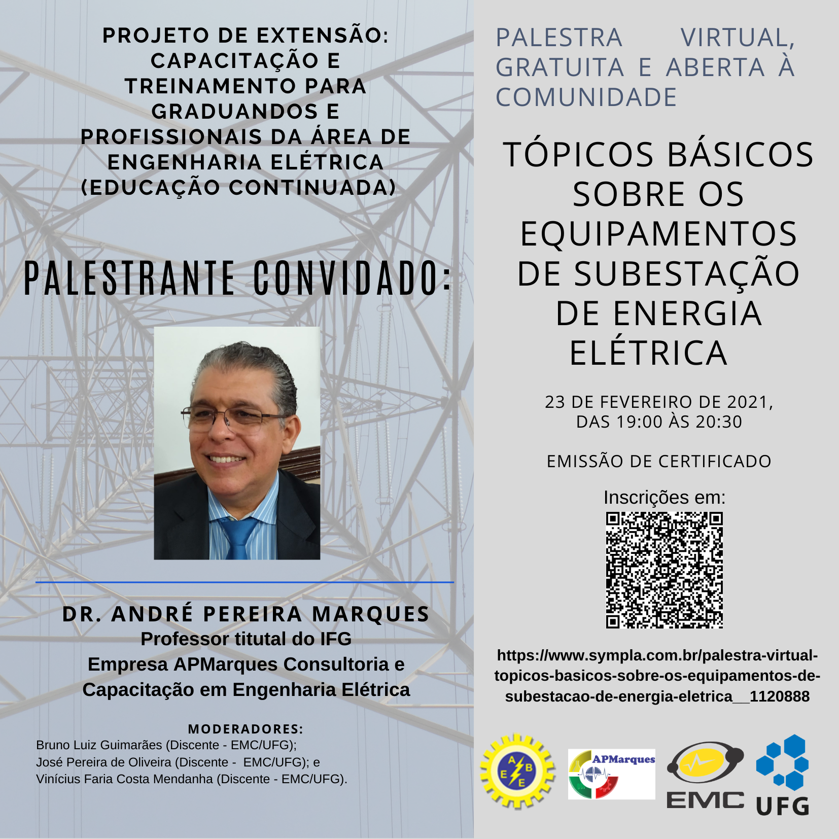 Palestra EMC 23/2/21