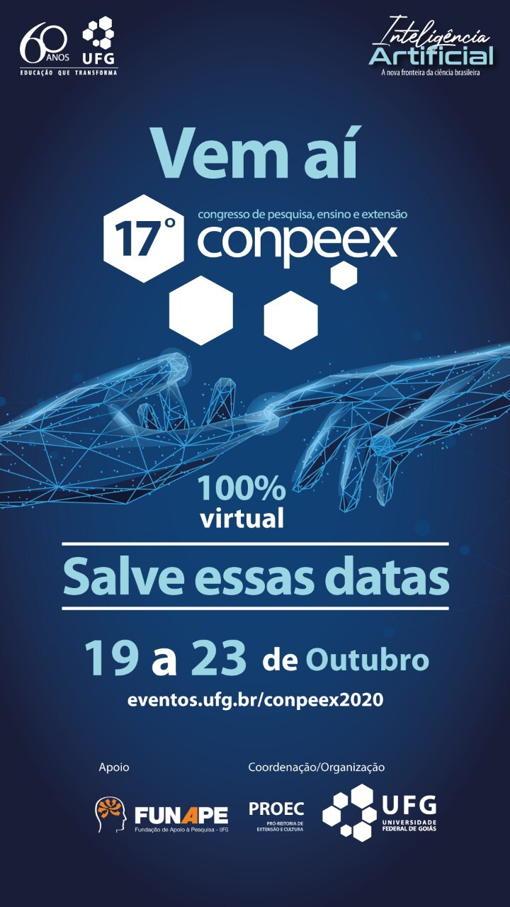salve as datas