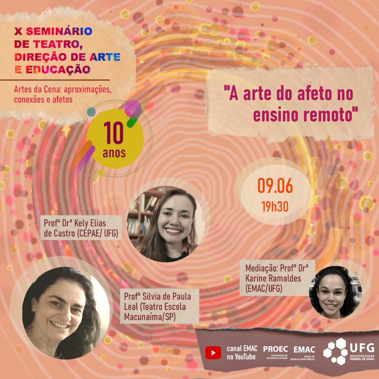 X Seminário de Teatro, Direção de Arte e Educação (5)