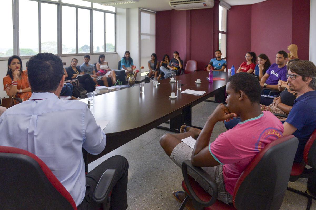 Reunião UFG Inclui
