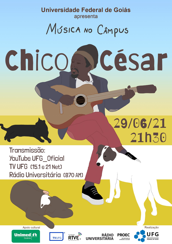 Chico Cesar 29-6-21