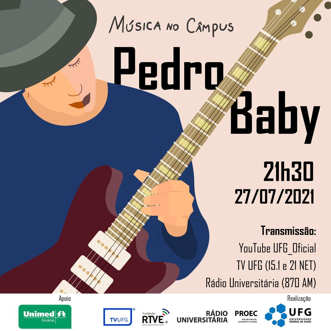 Pedro Baby 27-7-21