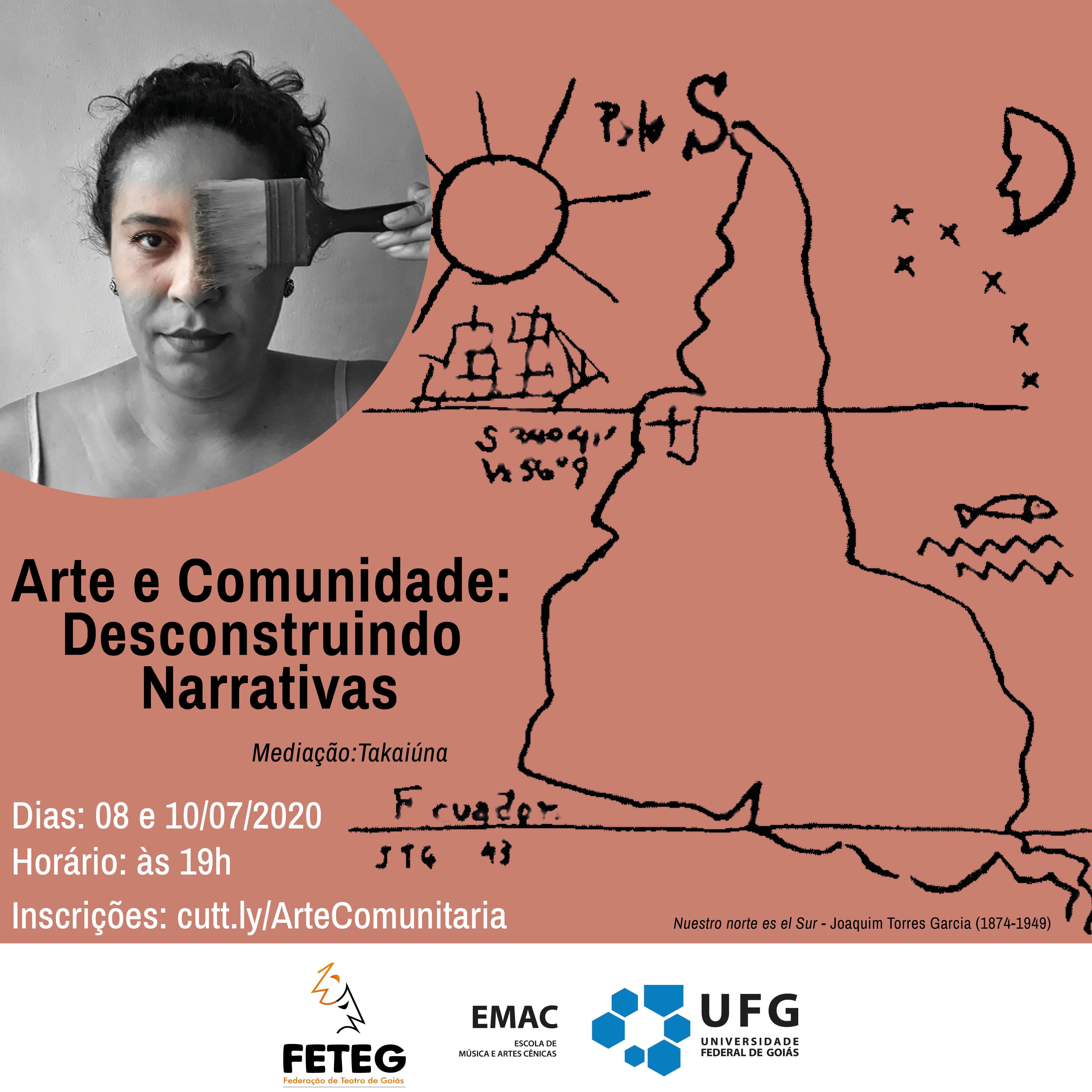 Arte e Comunidade: Desconstruindo Narrativas
