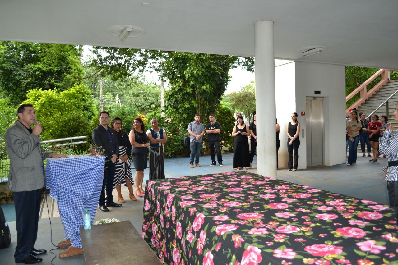 inauguração BSMA _ discurso diretor Manoel