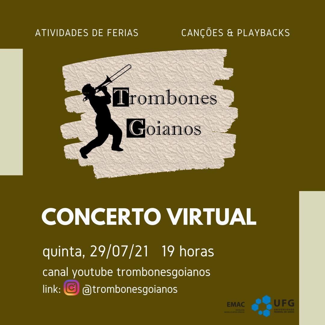 trombones goianos marcos botelho dia 29 julho 2021