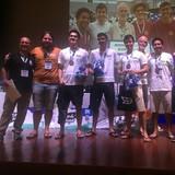 Equipe do INF conquista medalha de bronze na XXIV Maratona de Programação