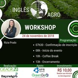 workshop do GEAGRA- UFG
