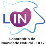 Logo  Laboratório de Imunidade Natural (Lin)