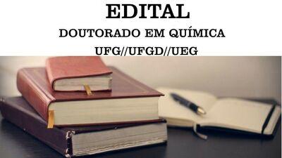 Edital PPGQ