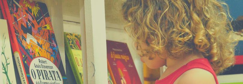 Criança no Libris