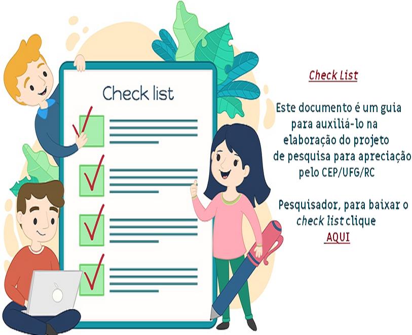 Check List - CEP