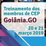 CEP/UFG/RC junto à CONEP no Treinamento de Membros