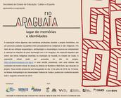 cartaz Exposição Rio Araguaia