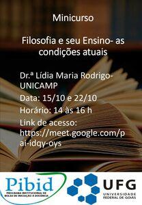Folder Mini-curso Almiro