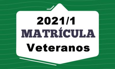 Matriculas 2021/1