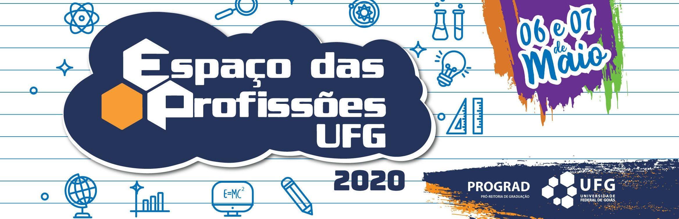 Banner - espaço dasprofissões 2020