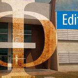 Edital - novo site