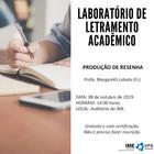Laboratório de Letramento Acadêmico