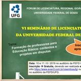Fórum de Licenciatura