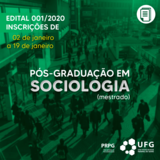 Edital PPGS Turma 2021