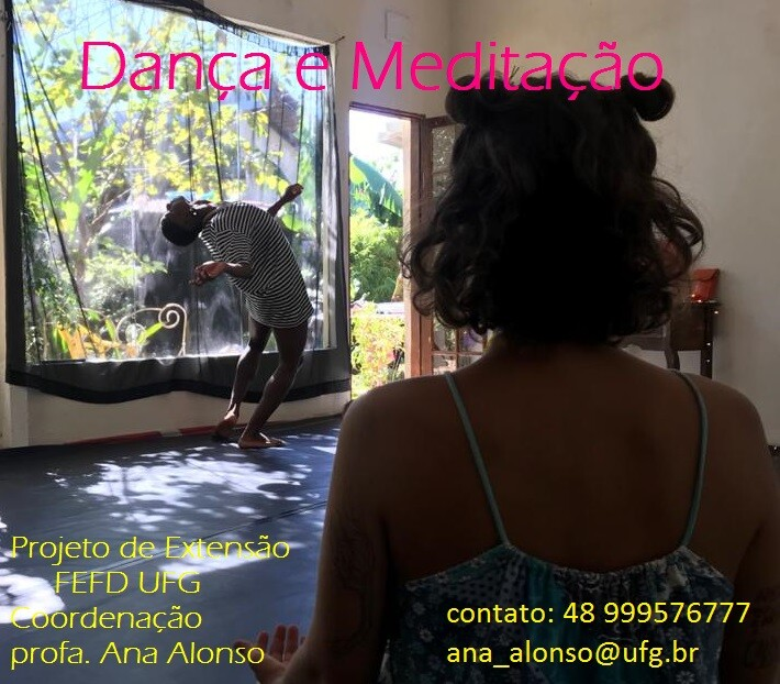 Projeto de Extensão Dança e Meditação