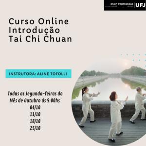 Curso Introdutório ao Tai Chi Chuan