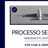 Processo Seletivo Aerodactyl 2019-1