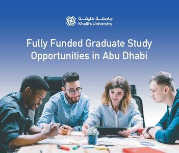 Programa Internacional para Estudantes de Pós-Graduação da Universidade de Khalifa