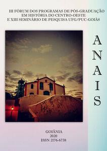 Anais XIII Seminário