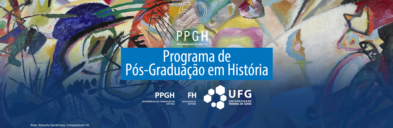 Banner PPGH - 50 anos - referencia 4