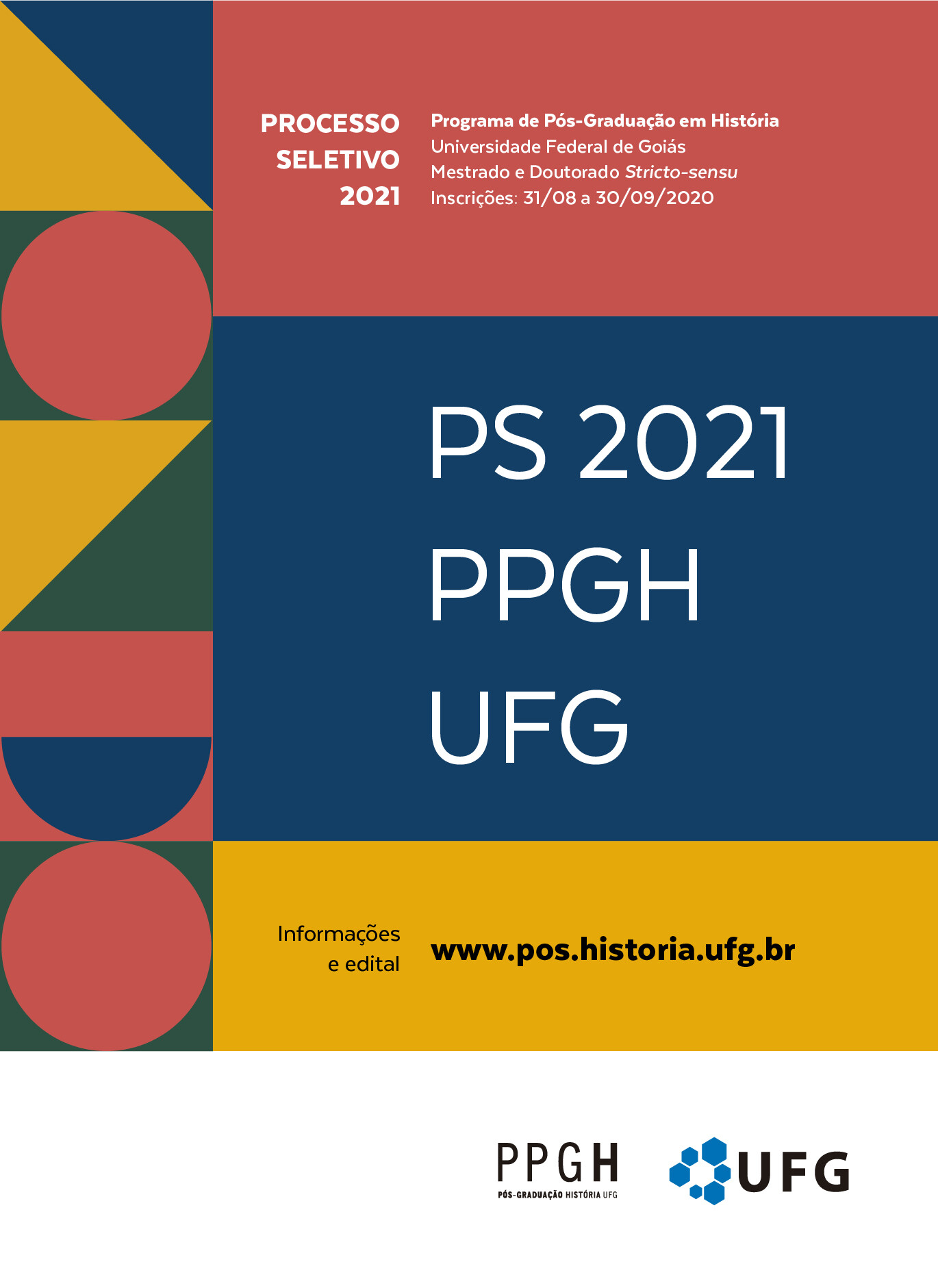 Cartaz PS 2021