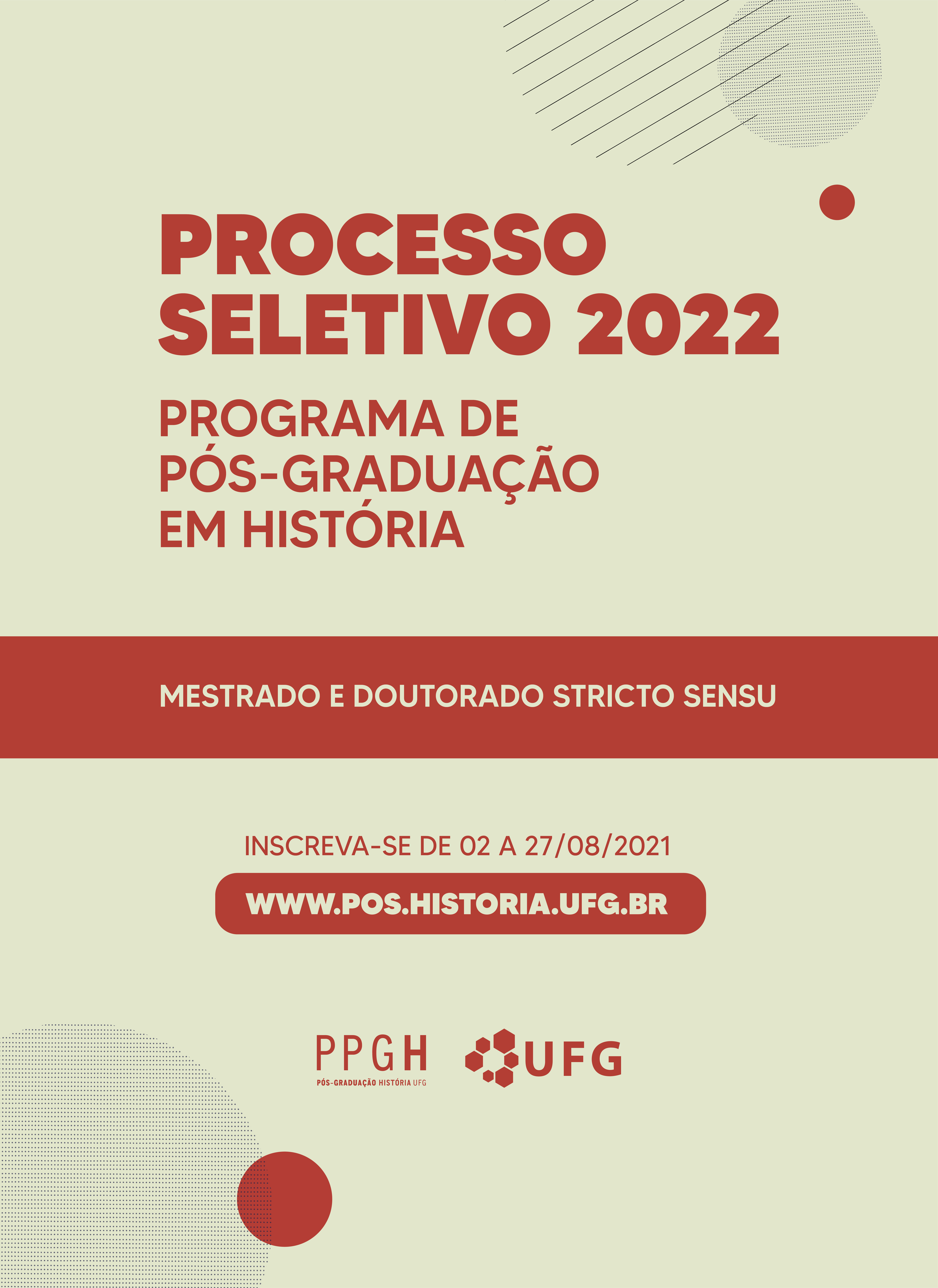 Cartaz PS 2022