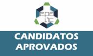 Candidatos Aprovados