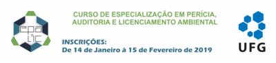 URSO DE ESPECIALIZAÇÃO EM PERÍCIA, AUDITORIA E LICENCIAMENTO AMBIENTAL CURSO DE ESPECIALIZAÇÃO EM PERÍCIA, AUDITORIA E LICENCIAMENTO AMBIENTAL CURSO DE ESPECIALIZAÇÃO EM PERÍCIA, AUDITORIA E LICENCIAMENTO AMBIENTAL