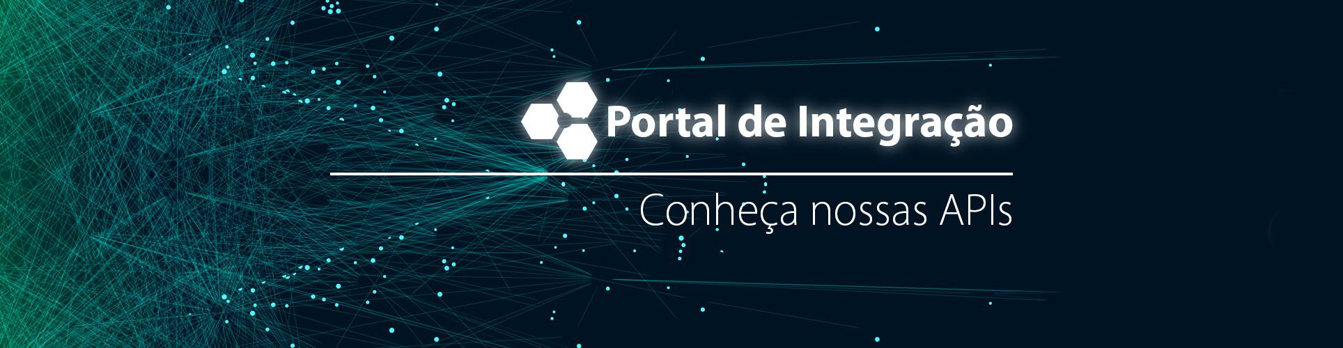 Banner Portal de Integração