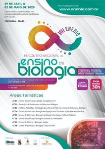 VIII ENCONTRO NACIONAL DE ENSINO DE BIOLOGIA - ENEBIO