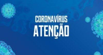 Corona Virus Atencao