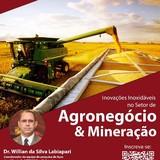 PALESTRA AGRONEGÓCIO E MINERAÇÃO