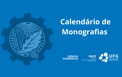 Calendário de Monografias