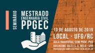 Banner Seminario PPGEC 2019